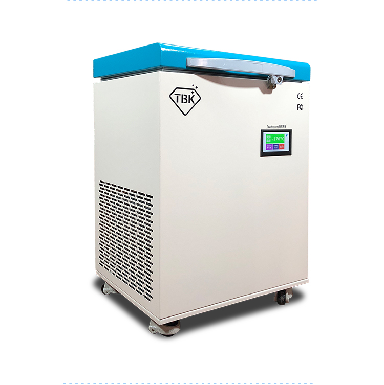 New Professional Mass Freezing Machine -175C LCD Touch Screen Separating Machine Frozen Separator TBK 578