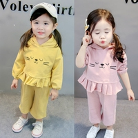 children clothing kids first second birthday spring autumn infant baby newborn set toddler long sleeve pants trousers hoodie