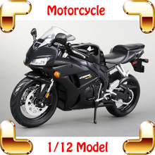 New Coming Gift Famous Motor Series 1 12 Model Motorcycle Toys Collection Mini font b Motorbike