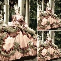 SC 1048 Victorian Gothic Vintage Dress Halloween Theater Dress Custom Made