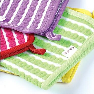 Kitchen Rags. Kitchen Rags 10pcslot Ecofriendly Washing Towel Magic  Cleaning Wiping