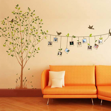 Online Shop Large SIZE X Mm Removable Vintage Home Tree - Vintage wall decals