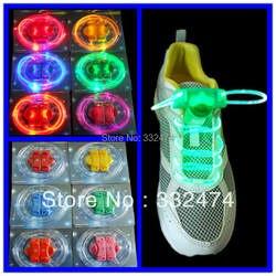 5 пар Силиконовые Шнурки Световой светящийся светодиодной вспышкой Шнурки Спортивная обувь Мужской Женский кроссовок Обувь строки 83 см