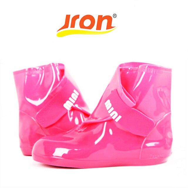 3 цвета, новые модные женские резиновые непромокаемые туфли на толстом каблуке, высокое качество