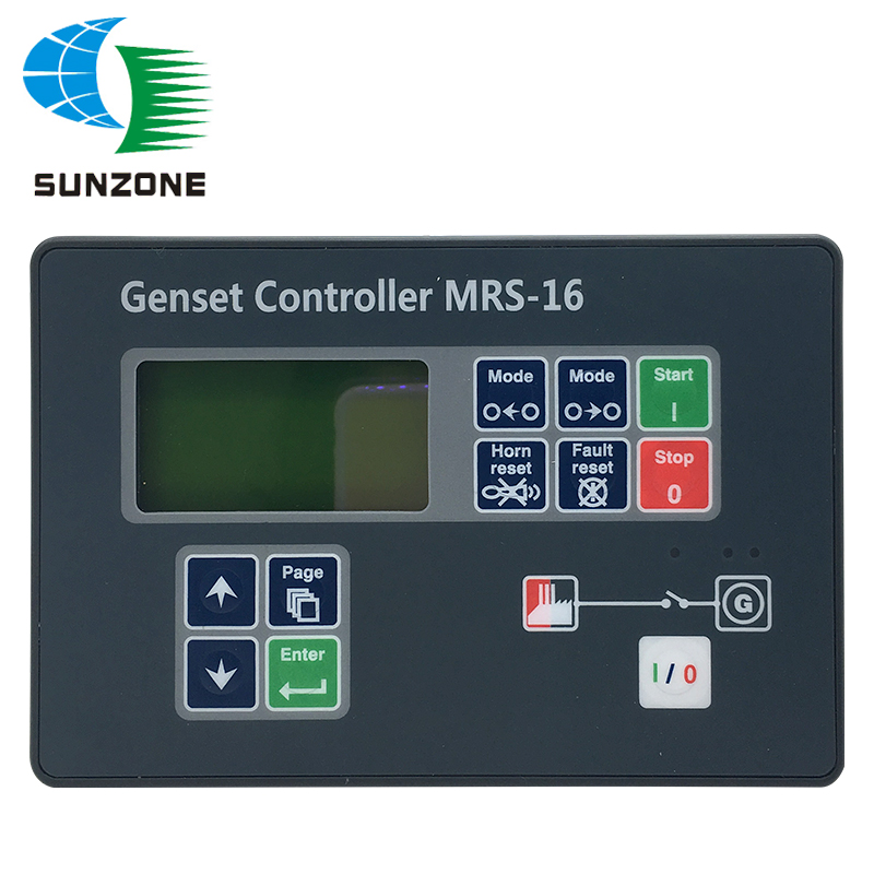 Generator Control Panel MRS16 Compatible With Original
