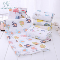 Muslin Swaddle Blankets 3 Pack Baby Blanket for Newborns Swaddle Blanket, Swaddle Wrap, Muslin Swaddle and Receiving Blankets