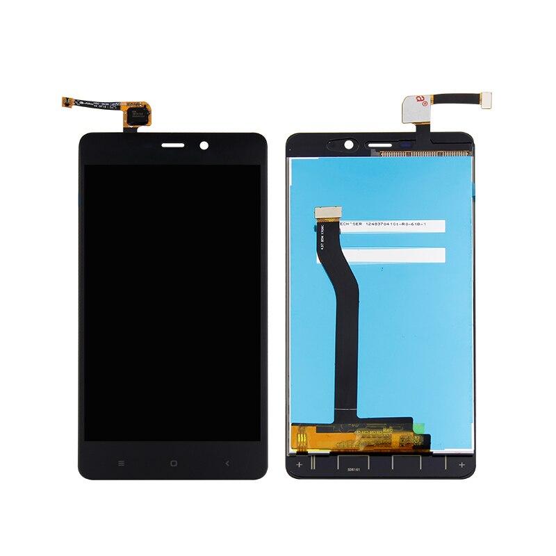 Livraison Gratuite Pour Xiaomi Redmi 4 Pro Hongmi 4 Pro Écran Tactile Digitizer LCD Assemblée D'affichage de Remplacement