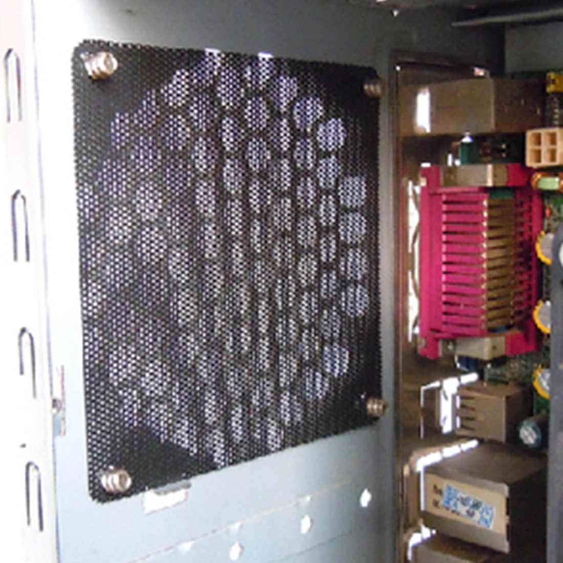 Вентилятор радиатора кулер компьютер Вентилятор охлаждения фильтр ПВХ 120 мм 140 мм корпус вентилятора Пылезащитный фильтр Cuttable Пылезащитная сетка вентиляторы