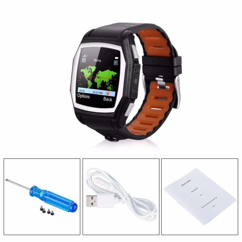 GT68 Bluetooth Smart Watch Sports Phone Watch Heart Rate SOS GPS Orange Mar 12GT68 Bluetooth Smart Watch Sports Phone Watch Heart Rate SOS GPS Orange Mar 12