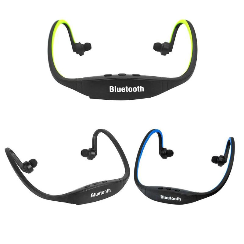 S3 Sport Bluetooth Wireless Headset Stereo Headphone Earphone Handfree Mic