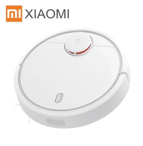 Original XIAOMI MI Robot Vacuum Cleaner Home Automatic Sweeping Dust Sterilize Smart Planned Mobile App Control