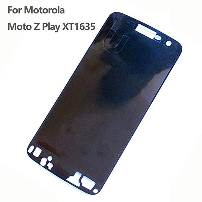 2X Original 3M Waterproof Sticker For Motorola Moto Z play <font><b>XT1635</b></font> Front LCD Touch <font><b>Screen</b></font> Display Frame Adhesive Glue Tape image