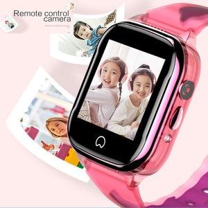 Image 3 - Greentiger GPS K21 חכם שעון ילדים GPS LBS מיקום IP67 עמיד למים SOS מצלמה מעורר שעון תינוק Smartwatch ילדי VS Q50 q90