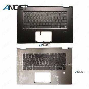New Original For Lenovo Yoga 720-15 Series 720-15IKB Laptop KB Bezel Palmrest Cover Upper Case US Keyboard
