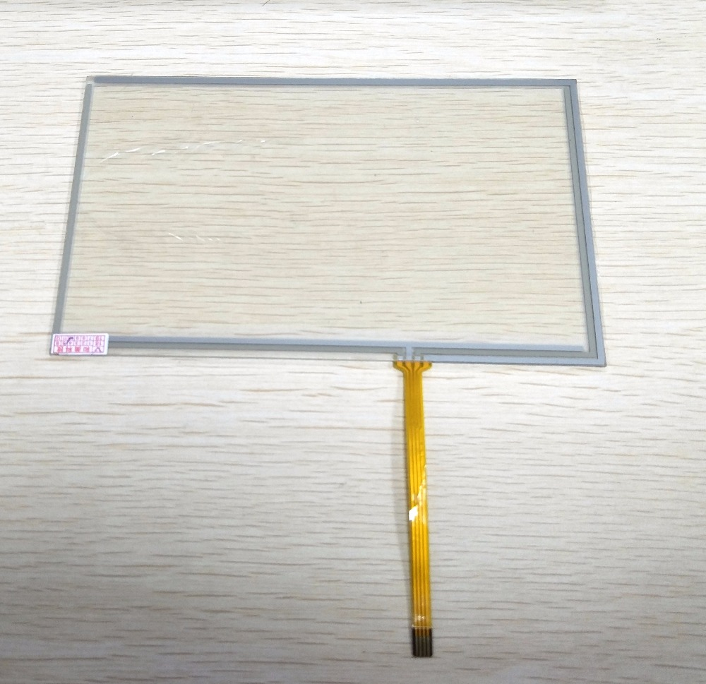 2PCS/ 7 Inch PA600 Touch Screen Glass Panel Digitizer For Korg PA-600 164*99mm original new 7 inch korg pa600 lcd screen with touch