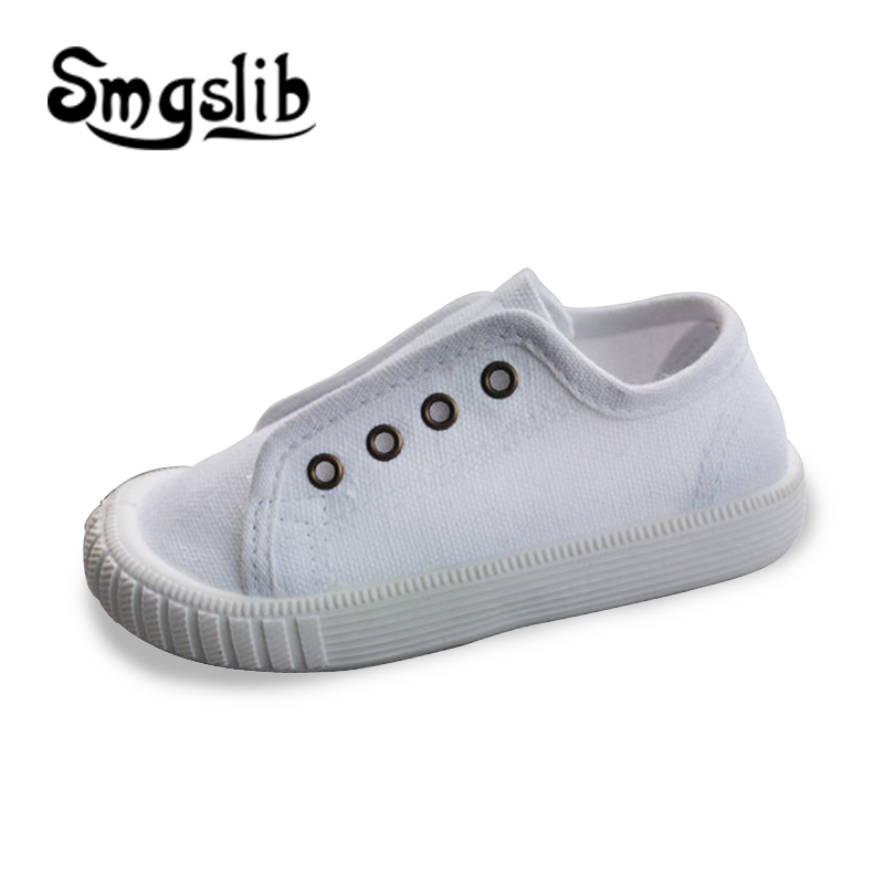 kids shoes children canvas sneaker boys girls school sneaker 2018 spring autumn classic teenager casual rubber Shoes Patchwork