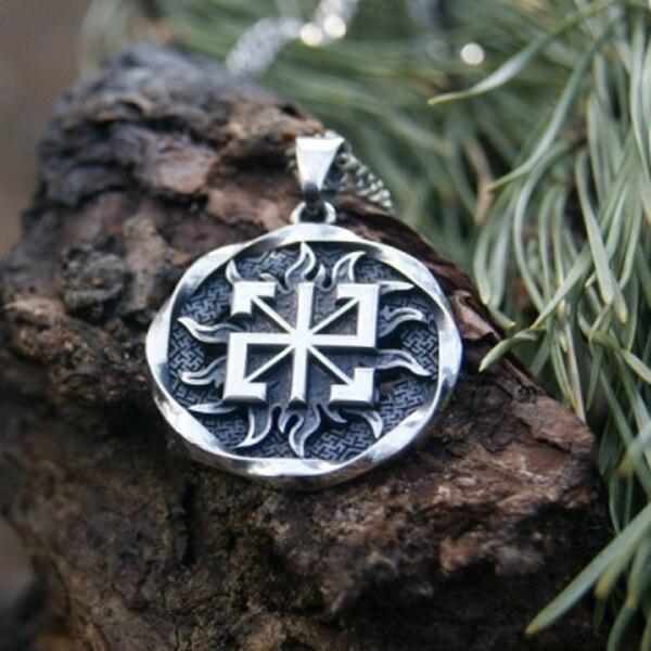 10pcs Radinets Pendant Ancient Slavic Children Amulet Slavic Symbol
