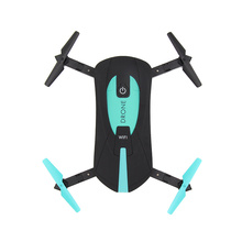 Foldable JY018 Mini Drone Quadcopter Fixed High Pocket Drone with Wifi RC Remote Control F21586