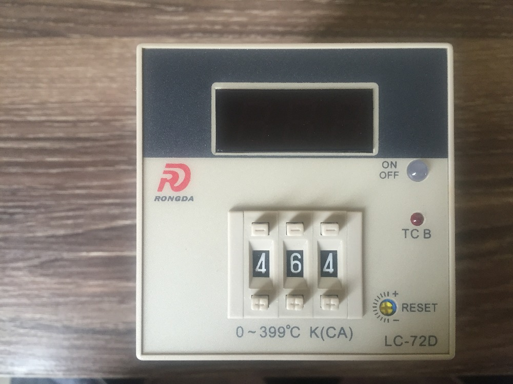 LC-72D   RONGDA thermostat temperature controller jjc lc 72
