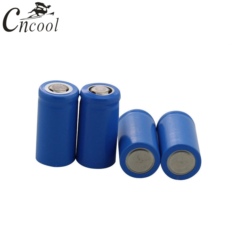 Cncool <font><b>14250</b></font> Powerful 3.7V 260mAh Li-ion <font><b>Rechargeable</b></font> Battery High safety industrial used image