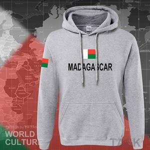 Image 1 - Madagascar con cappuccio da uomo felpa felpa sportivi hop streetwear tuta nazione calciatore MDG Malagasy Madagasikara Madagascar