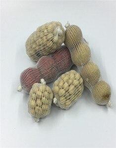 Image 2 - 50M PVA Mesh Dolum Sazan Balıkçılık Çorap Boilie Rig Yem Wrap Çanta