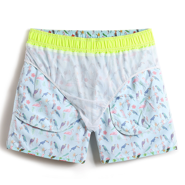Gailang Brand Casual Men's Shorts Swimwear Swimsuit Board Shorts Men Summer Beach Shorts Bermuda Casual Boxer Trunks Quick Dry