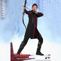 Hawkeye Clint Barton Costume Avengers Age of Ultron Cosplay Outfit Superhero Halloween Men Clothes Party Custom Made Adult