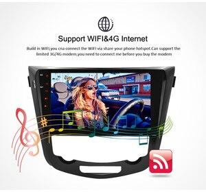 Image 5 - IPS Dello Schermo di Android 9.0 Lettore DVD Dellautomobile per Nissan X Trail Qashqail 2014 2017 di Navigazione GPS Radio Video FM Stereo Multimediale