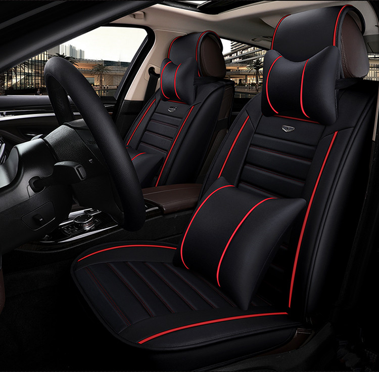 Pleasing Good Quality Free Shipping Full Set Car Seat Covers For Machost Co Dining Chair Design Ideas Machostcouk
