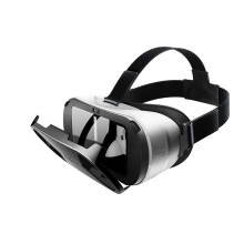 VR Headset G1 box 3D glass Virtual Reality 360 degrees Game-room video private cinema For ios Android Smartphone 4.7-6.0 inches