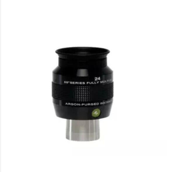 Explore Scientific ES 24mm 68degreeES Wide Angle Argon Filled Waterproof Eyepiece