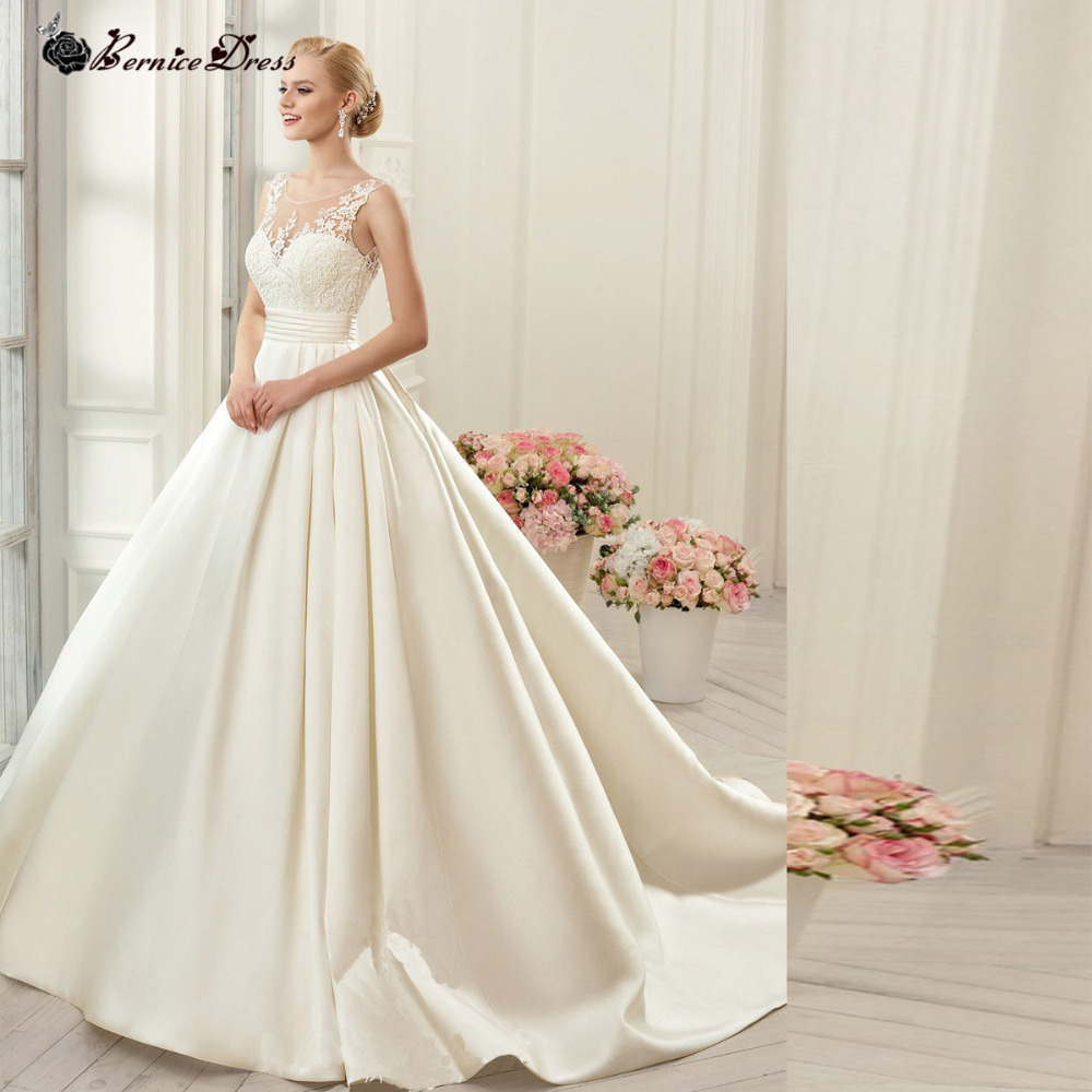 Fast Shipping Sexy Backless Vintage Wedding Dress Wedding