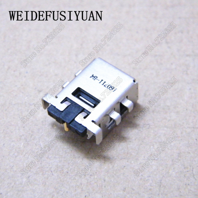 AC DC gniazdo zasilania wtyczka Port ładowania złącze wtykowe dla HP DELL SAMSUNG