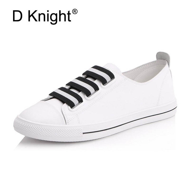 outlet fashionable Elasticity Flat Sneaker Shoes - Black 40 for sale cheap price cheap pictures kdj7Fy2