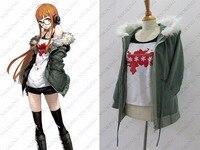 Persona 5 Cosplay Futaba Sakura Costume