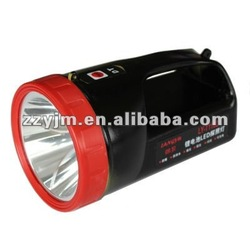Free Shipping Portable Spotlight Search Light LED Searchlight Flashlights/Torches #LY-T1102