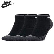 Original New Arrival NIKE DRY LIGHTWEIGHT Unisex Sports Socks (3 pairs )