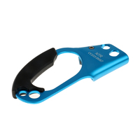 Tree Rock Climbing Mountaineering Hand Ascender Clamp For 8 12mm Rope Outdoor