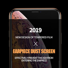 Hyperbolic Full-screen Tempered Film HD Comes With Earphone Dust Plug For iPhone 6 ​