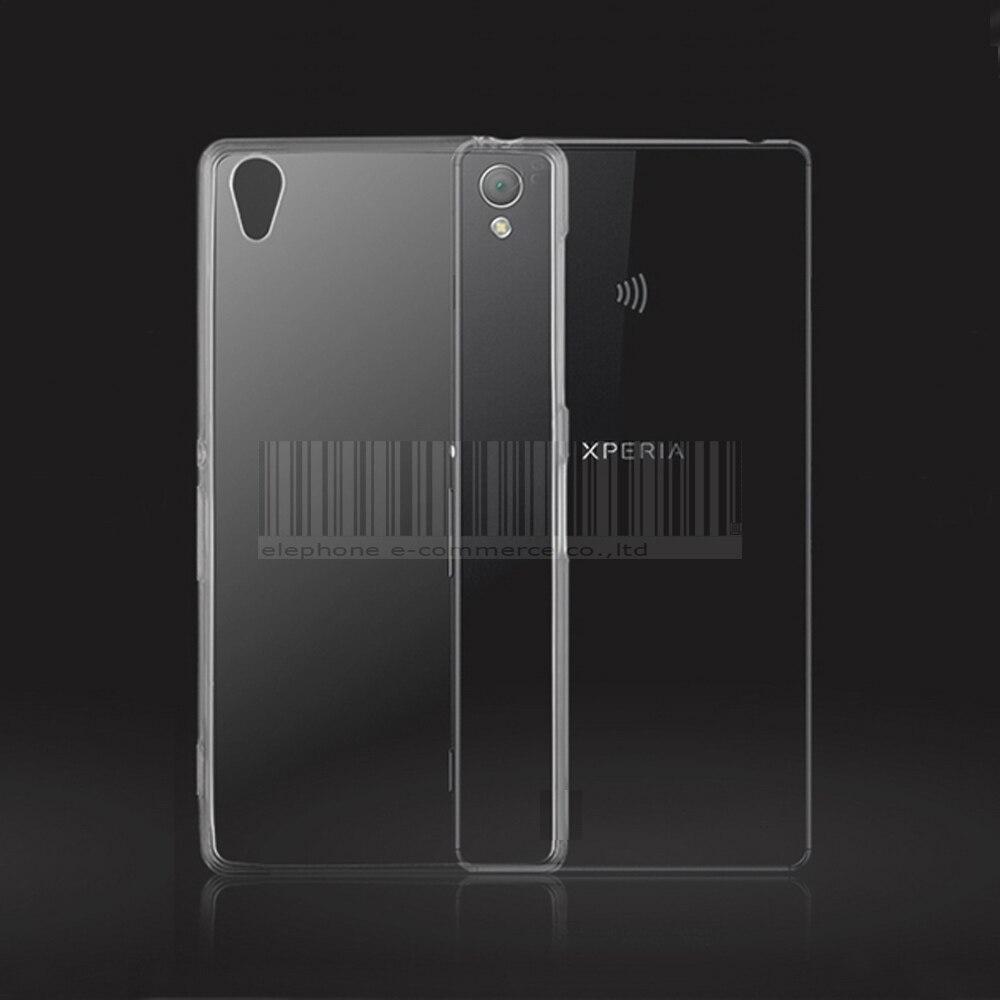 Phone Case For Sony Xperia XA Ultra 0.7mm Ultra Thin TPU Gel Flexible Soft Case Clear Cover For Sony Xperia XA Ultra C6
