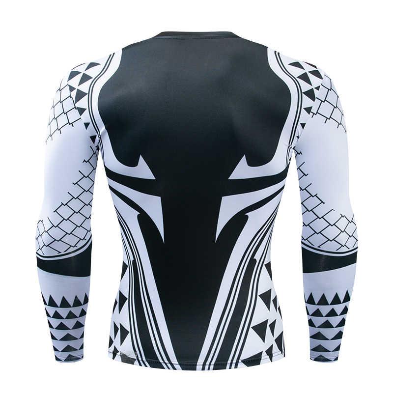 2019 モンスターアベンジャーズ 4 男性カジュアルシャツフィットネス長袖マーベルアベンジャーズ Endgame 圧縮 Tシャツ ZOOTOP クマ