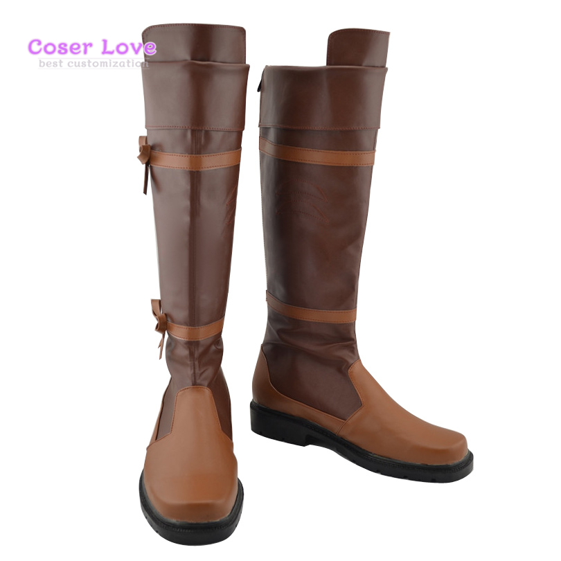 The Legend of Zelda Link Cosplay Carnaval Shoes Boots Halloween Christmas Shoes
