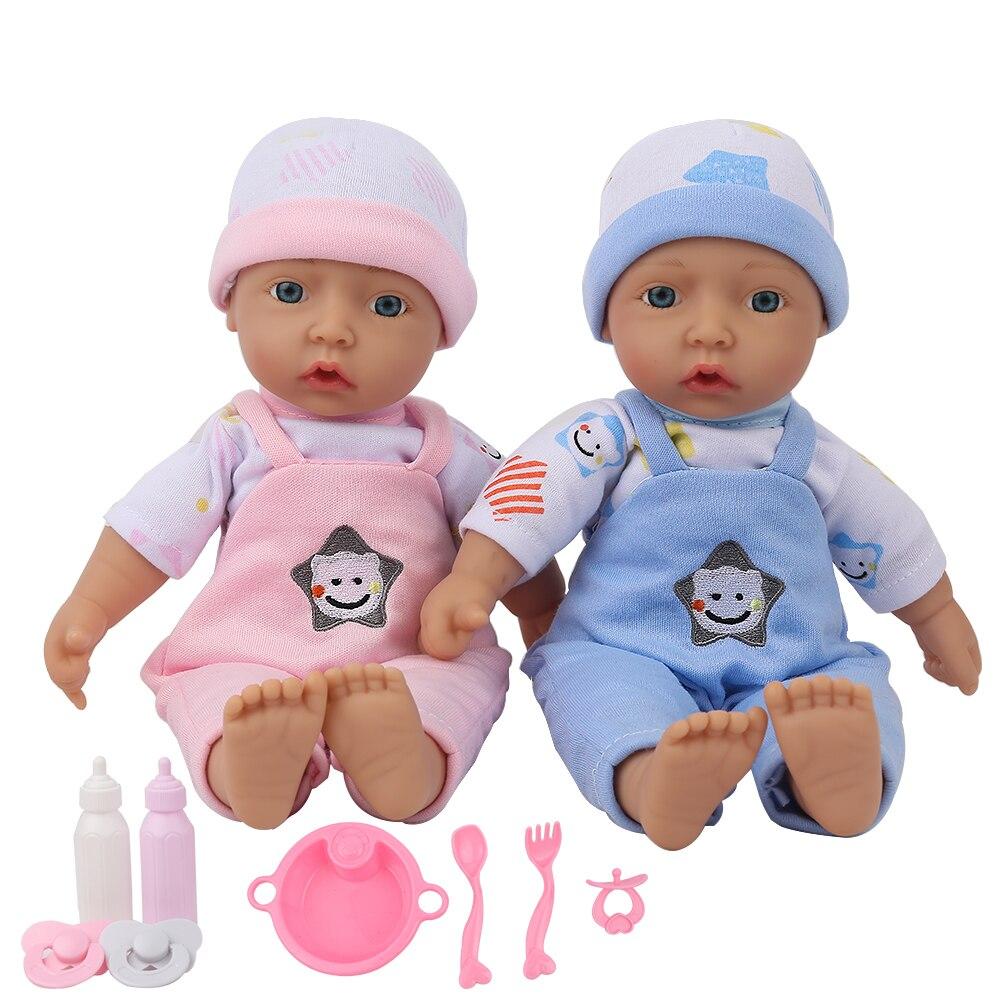 NPK PUPPE Reborn baby plüsch spielzeug lebensechte neue geboren baby ...