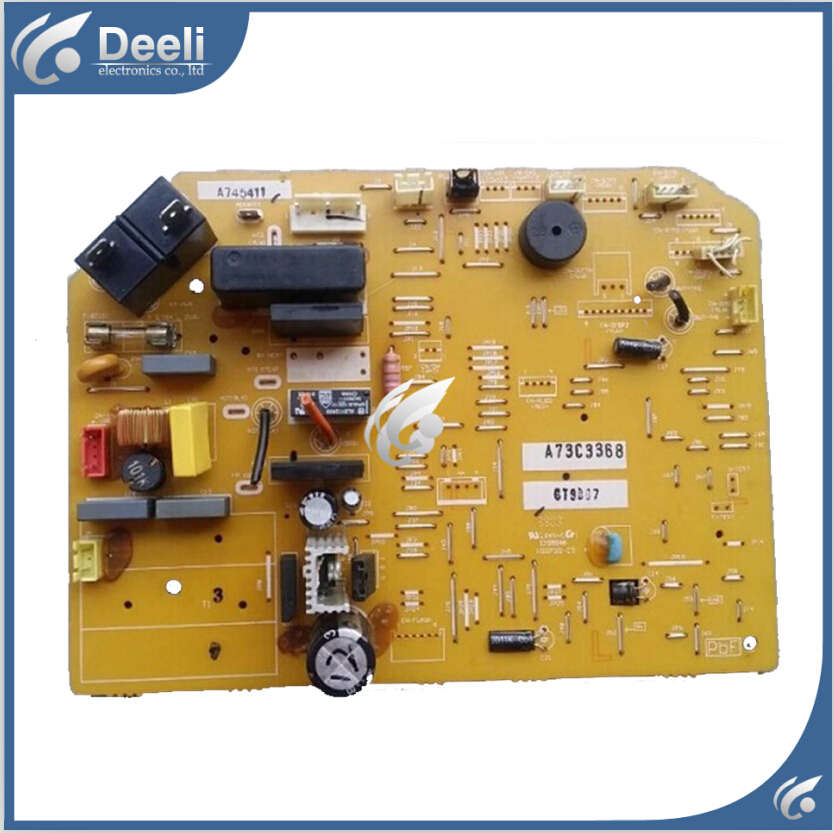 цена на 95% new good working for air conditioning board KFR-36GW/NC1 A745411 A745412 A73C3368 97 control board on sale