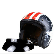 2018 Top hot helmet motorcycle half open face casque motocross SIZE: S M L XL XXL,,Capacete