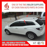 High quality Aluminium alloy or ABS side rail bar roof rack for Mazda CX 7 cx7