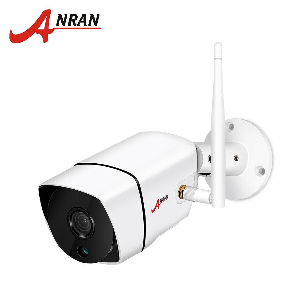 ANRAN WIFI Smart IP Caméra WI-FI Enregistrement Audio Étanche CCTV Réseau Home Security Alerte Email Caméra 1080 P Caméra de Sécurité
