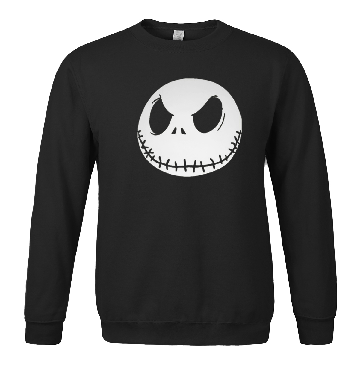 2019 spring winter hoody sweatshirts Jack Skellington Evil Face character pattern men's sportwear fashion hip hop brand-clothing