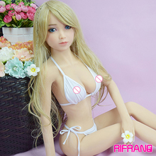 Rifrano full TPE silicone sex dolls 125cm lifelike Chinese girl realistic sex dolls built-in skeleton for men sex toys